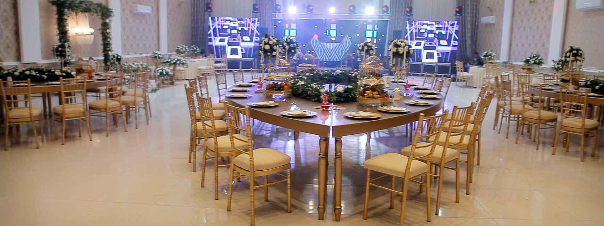 میز پزیرایی